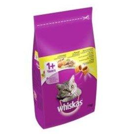 Whiskas Whiskas 1+ Complete Dry Chicken 7kg
