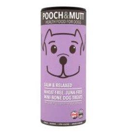 Pooch & Mutt Pooch & Mutt Calm & Relaxed Mini Bone 125g