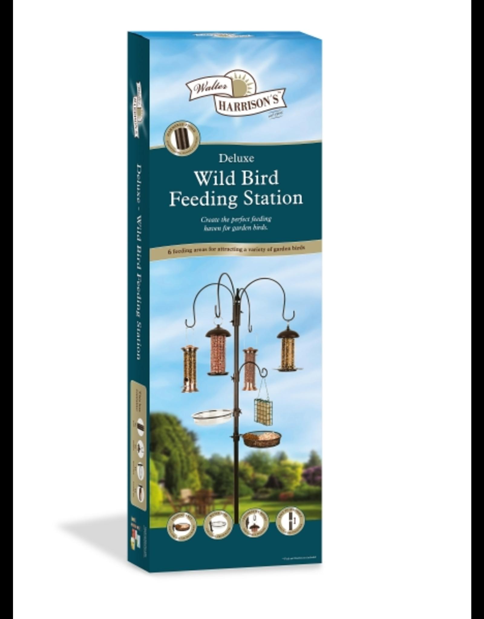 Harrison's Harrisons Bird Feeding Station