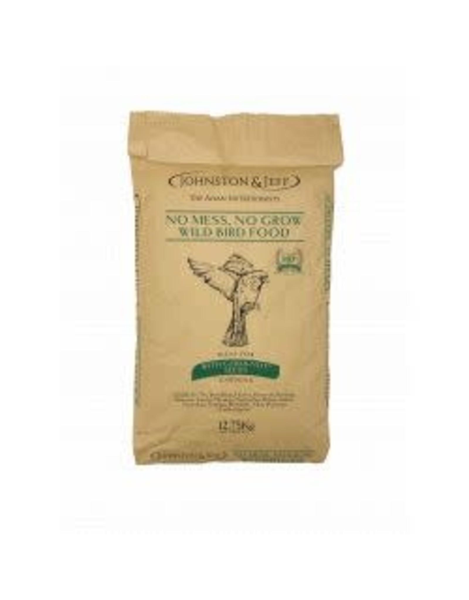 Johnson & Jeff J & J No Mess, No Grow Wildbird Food