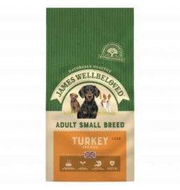 James Wellbeloved JW Small Breed Turkey & Rice 1.5kg