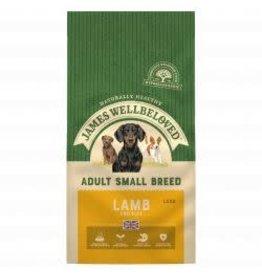 James Wellbeloved JW Small Breed Dog Lamb & Rice 1.5kg