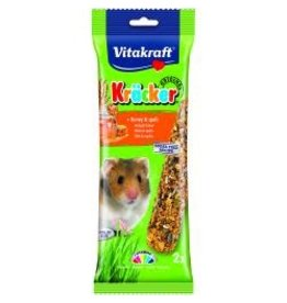 Vitakraft Vitakraft Hamster Stick Honey 2 Pack