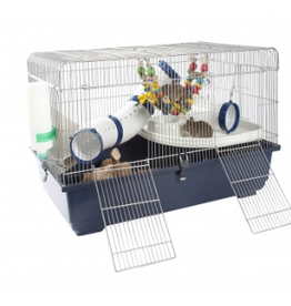 Little Zoo Ricky Rodent 100 Cage