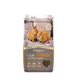 Burgess Burgess Excel Rabbit Indoor 1.5kg