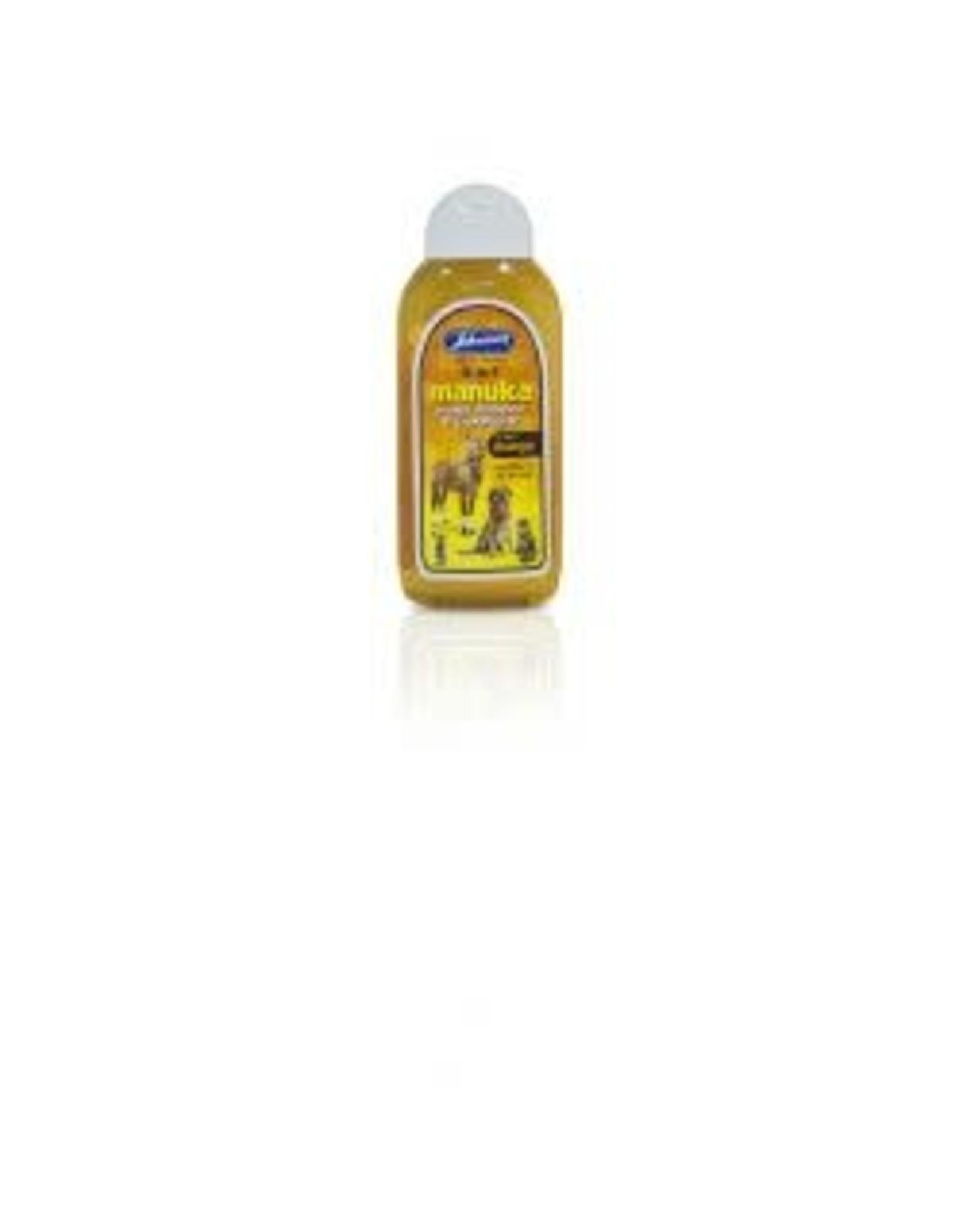 Johnsons Veterinary Products Johnsons Manuka Honey Shampoo 200ml