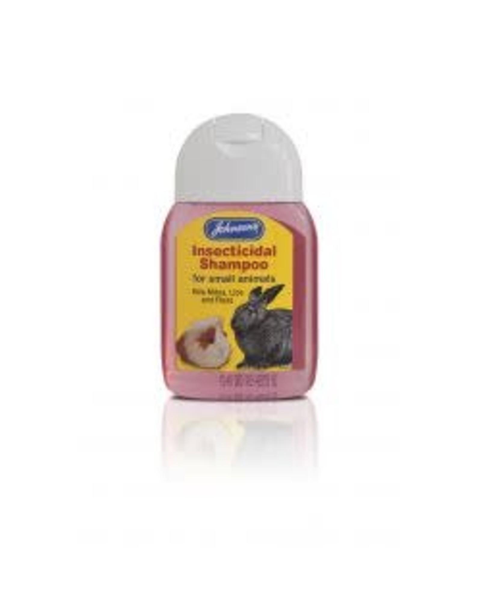 Johnsons Veterinary Products Johnsons Small Animal Insect Shampoo 125ml
