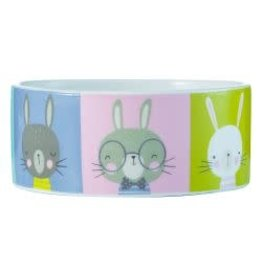 Mason Cash MC Pawtrait Rabbit Bowl 12cm