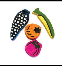 Happy Pet Nibblers Fruit 4 Pack