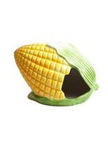 Happy Pet Small Animal Ceramic Hideout Corn