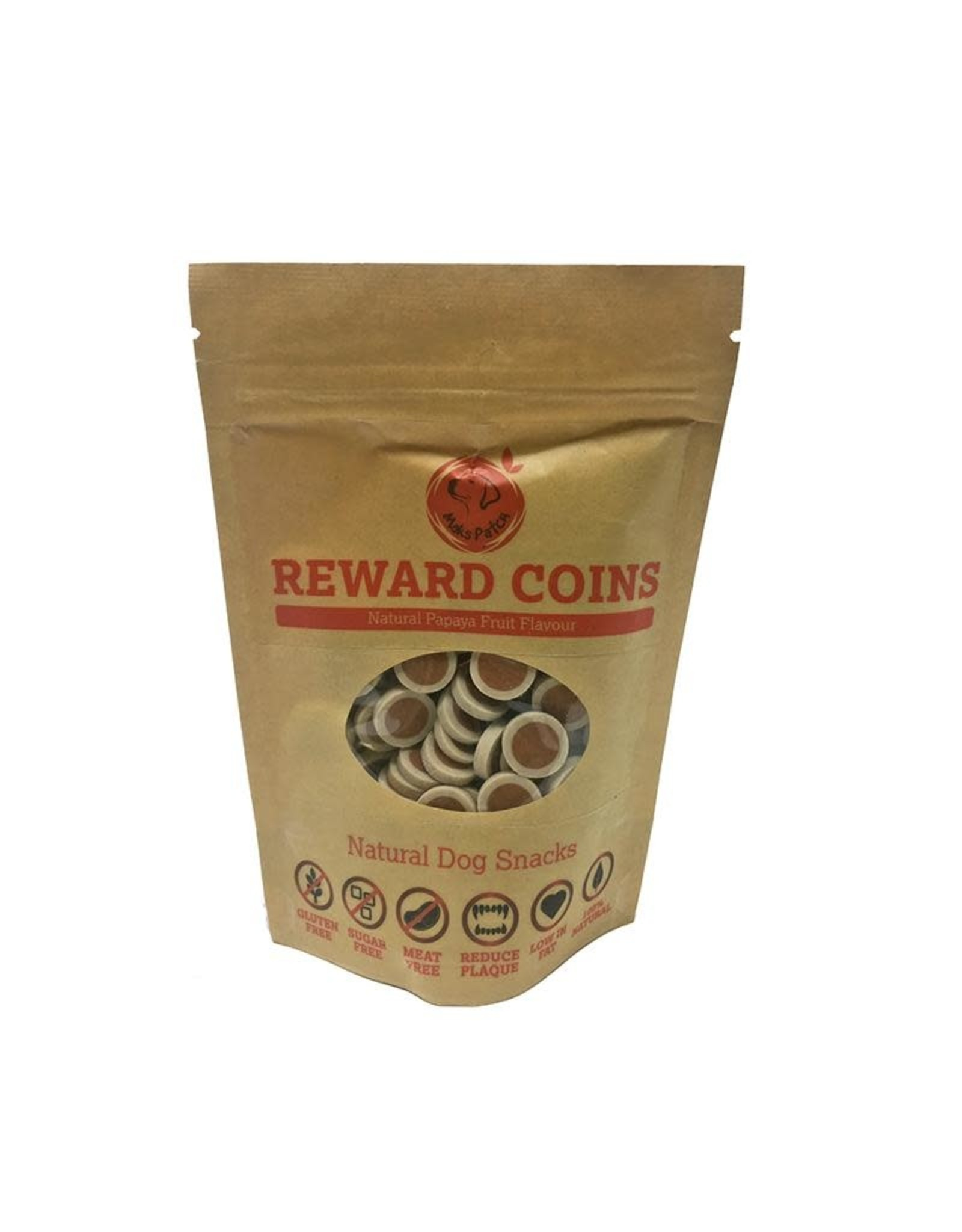 Miro Makauri Mak's Pach Reward Coins