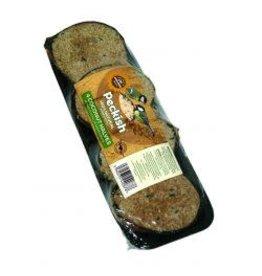 Peckish Peckish Half Coconut Feeders 4 Pack