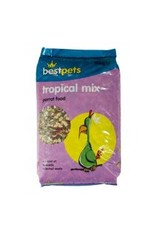 BestPets BestPets Tropical Parrot Mix 15kg