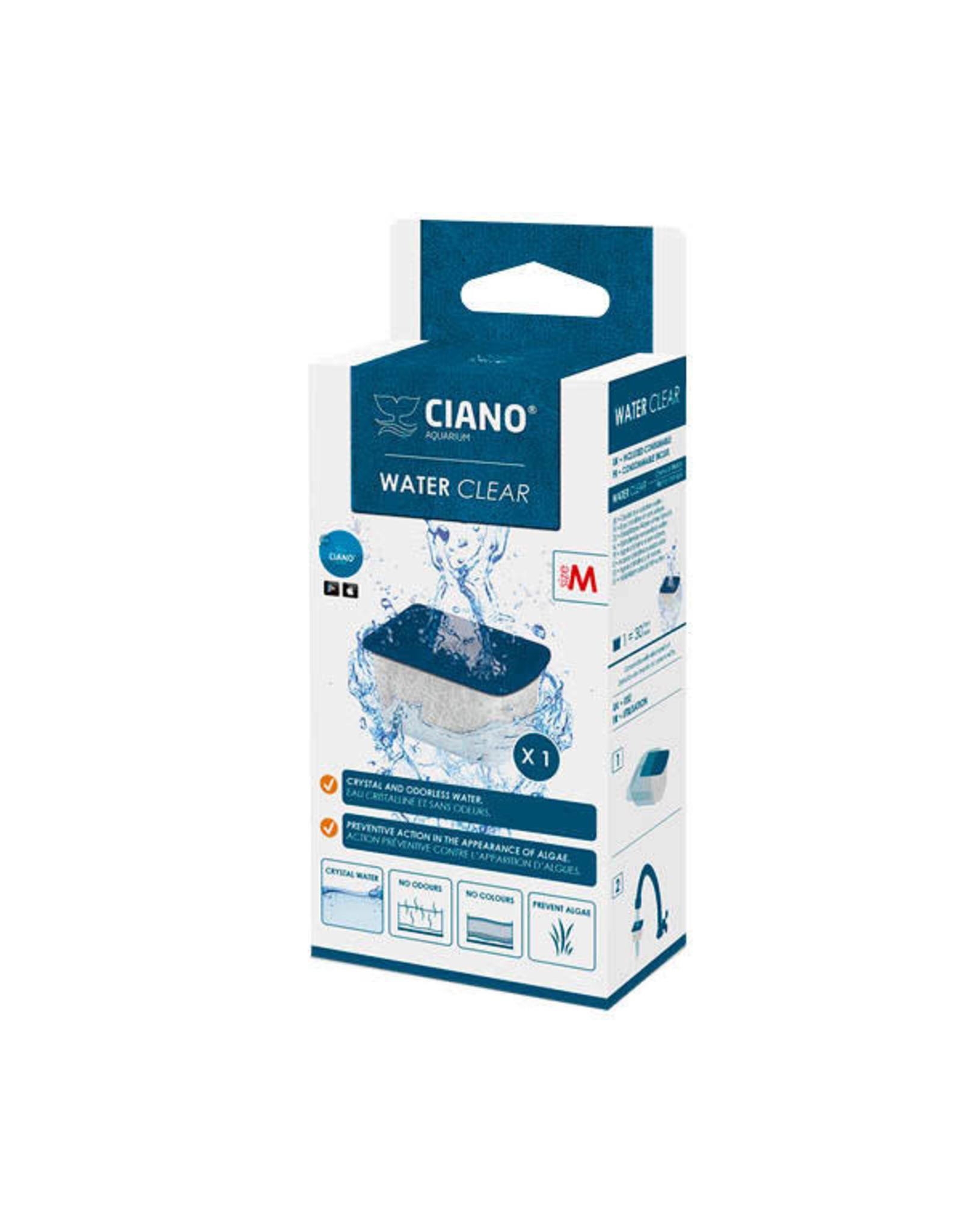 J&K Aquatics Ciano Water Clear (Carbon) Cartridge CF80 x 1