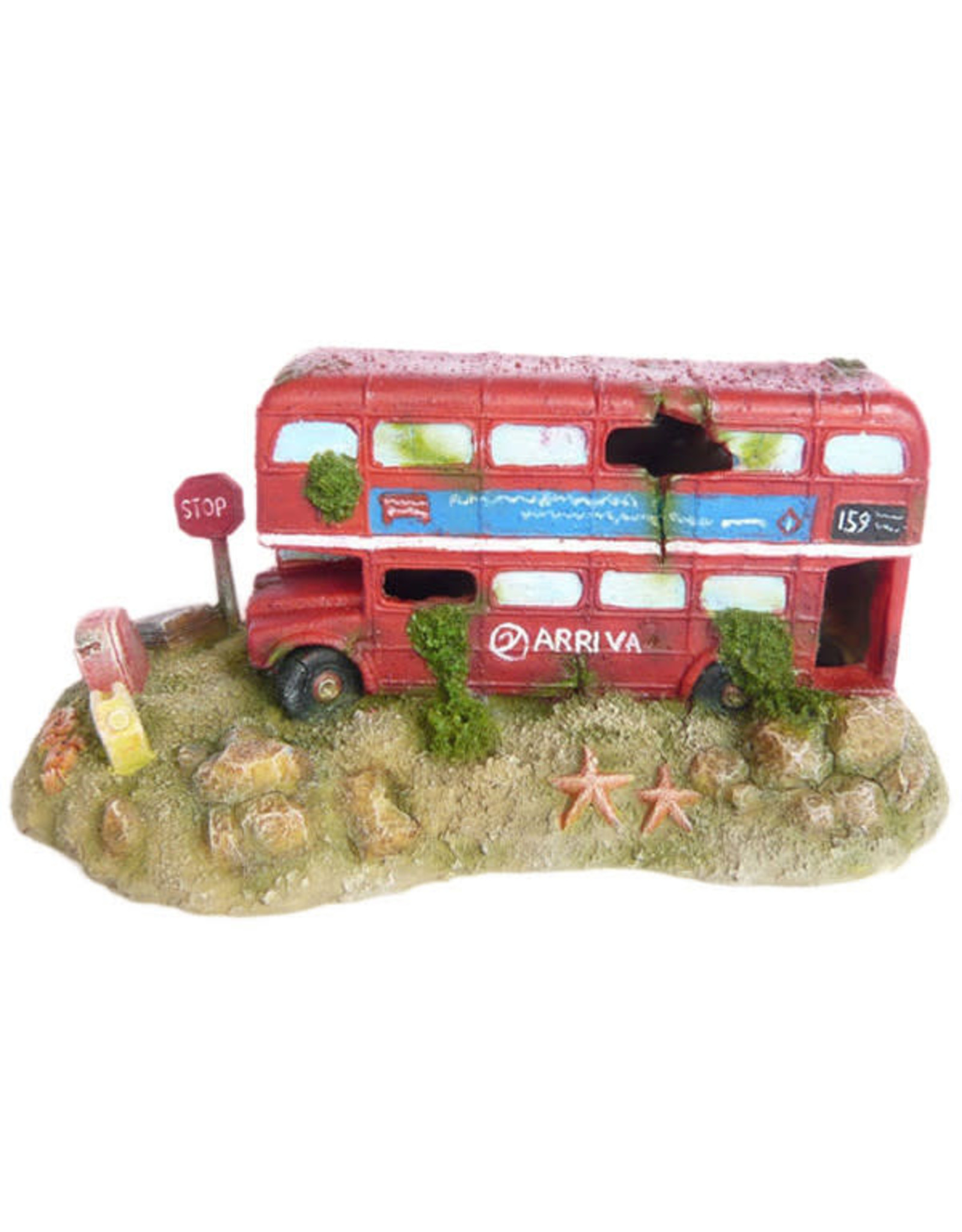 Betta Betta London Bus Small