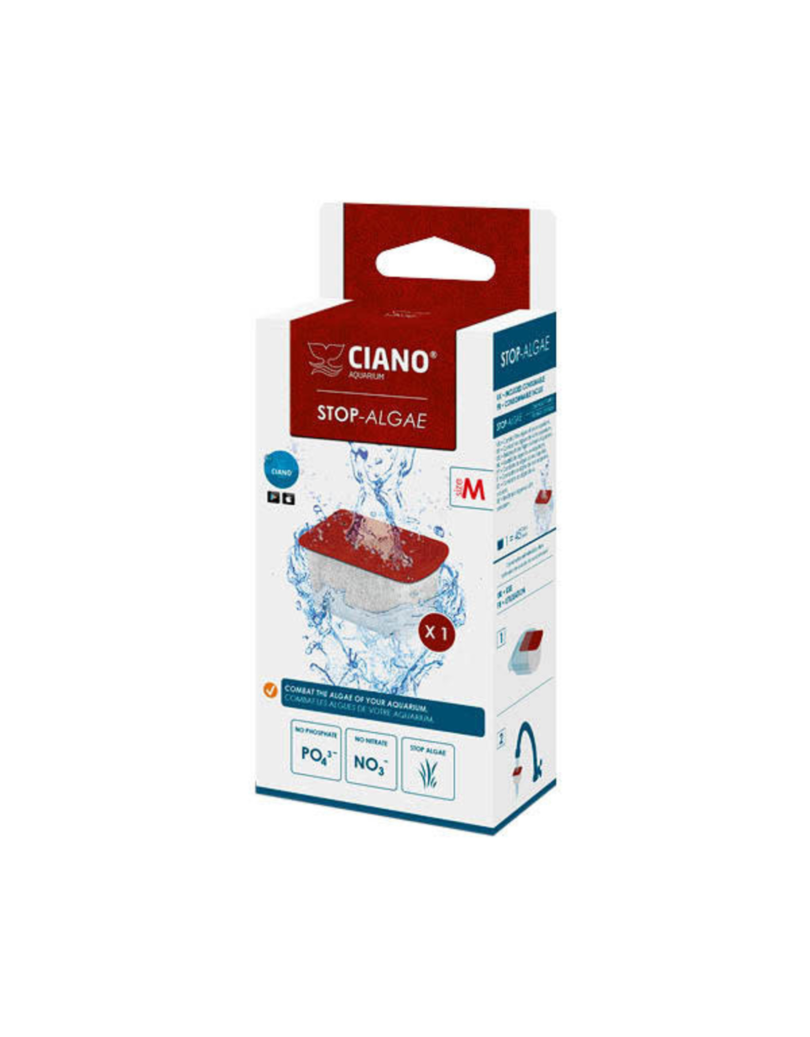 Ciano Ciano Stop Algae Cartridge CF80  x 1