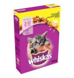 Whiskas Whiskas Complete Dry Kitten 340g