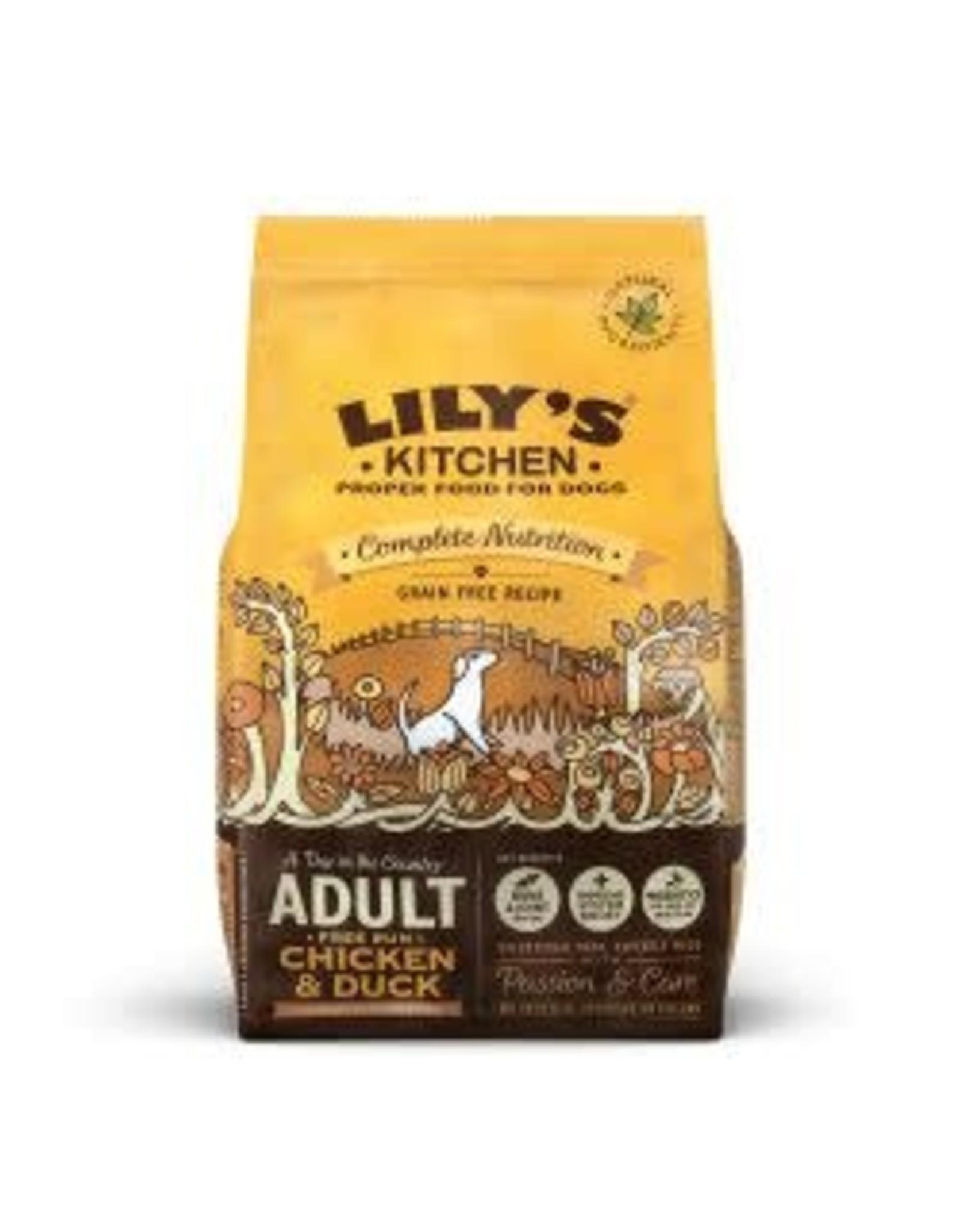 Lilys Kitchen Lilys Kitchen Dog Chicken & Duck 2.5kg