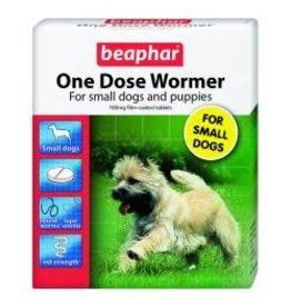 Beaphar Beaphar One Dose Small Dog Wormer (3 tablets)