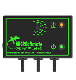 Microclimate Microclimate Dimmer Thermostat High Temp 600w Black