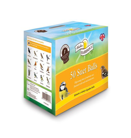 Harrison's Harrisons Energy Boost Suet Balls 50 Pack