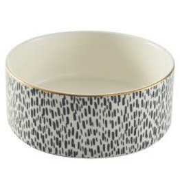 Mason Cash MC Splatter Gold Rim Bowl