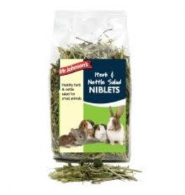 Mr Johnson's Mr Johnsons Herb & Nettle Salad 100g