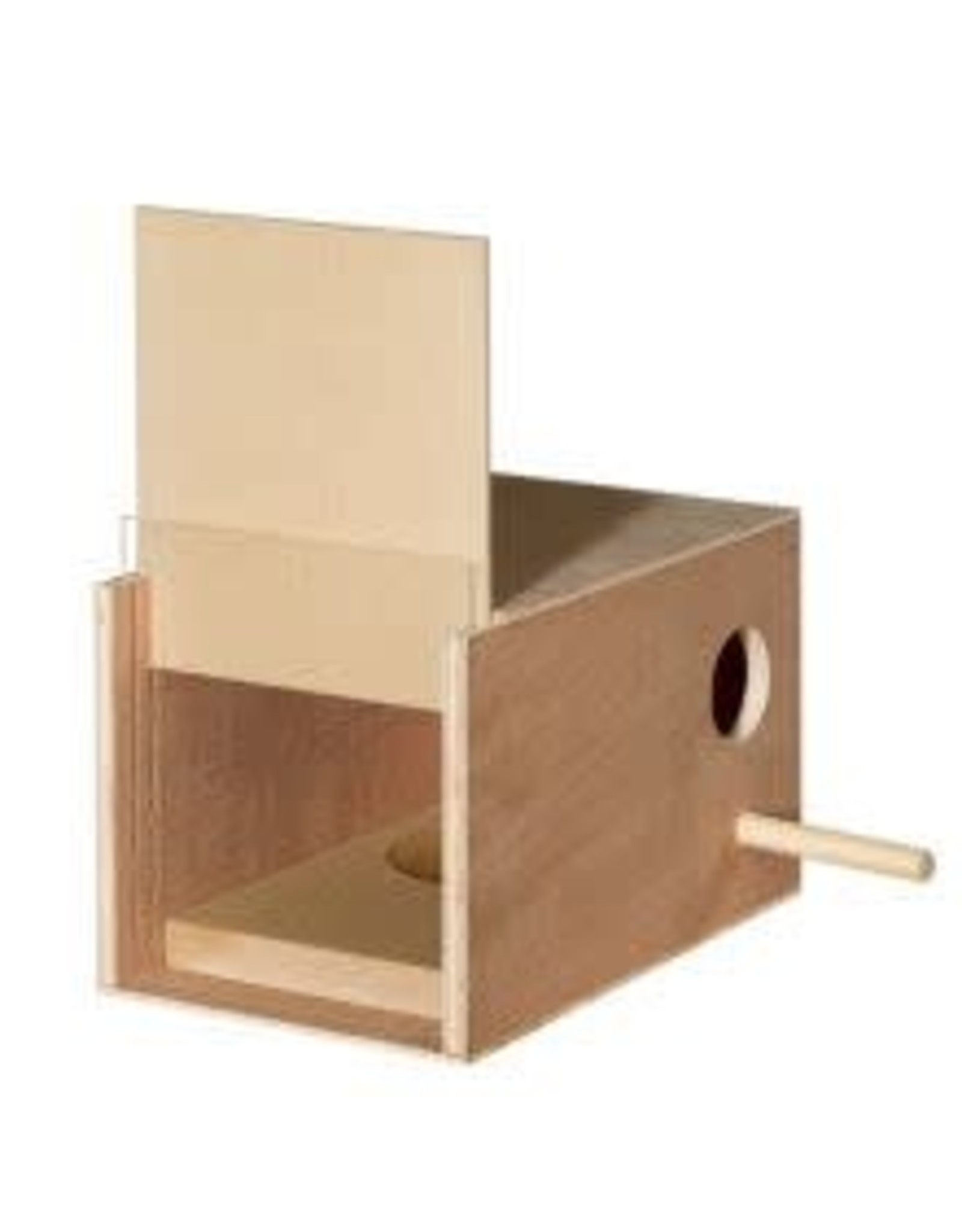BestPets Budgie Nest Box