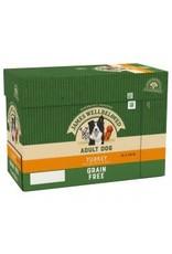 James Wellbeloved JW Dog Grain Free Adult Turkey Pouch 12 x 100g