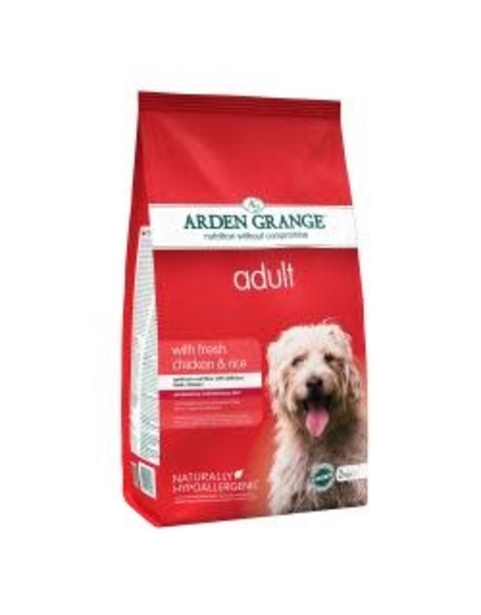 Arden Grange Arden Grange Adult Dog Chicken & Rice 2kg