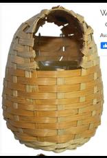 Adventure Bound Wicker Nest Basket