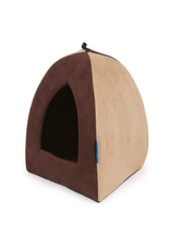 Ancol Ancol Faux Suede Cat Pyramid