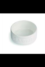 Happy Pet Rabbit Bowl White