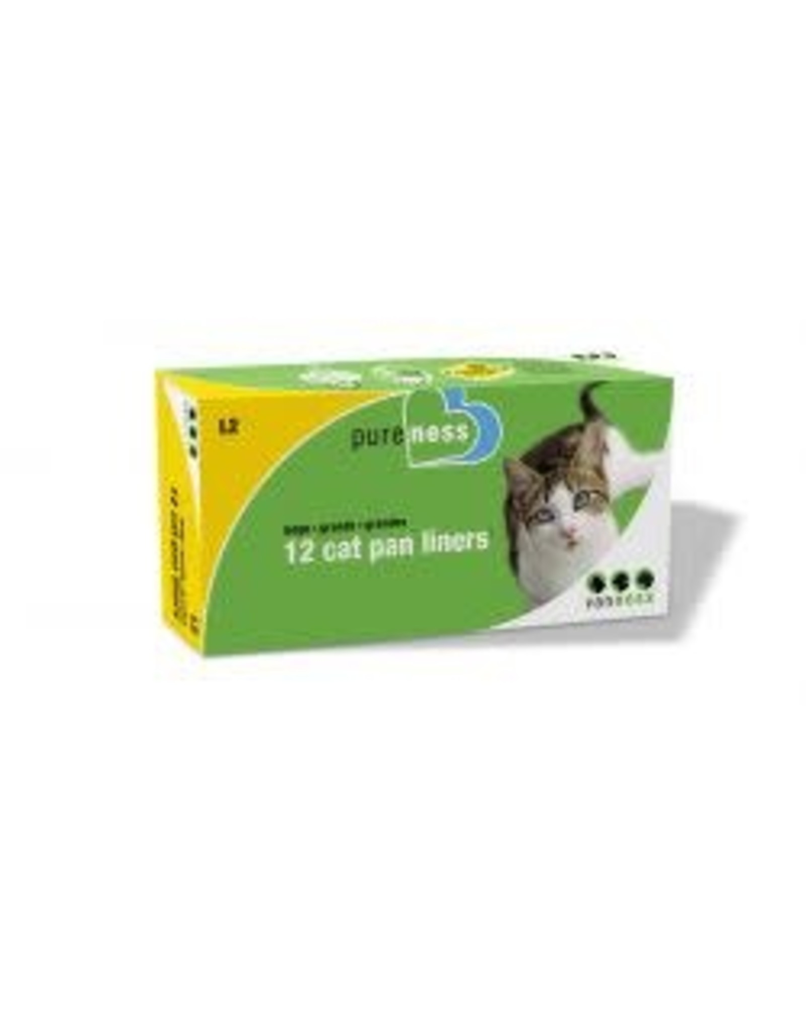 Van Ness Van Ness Litter Tray Liners Large 12 Pack