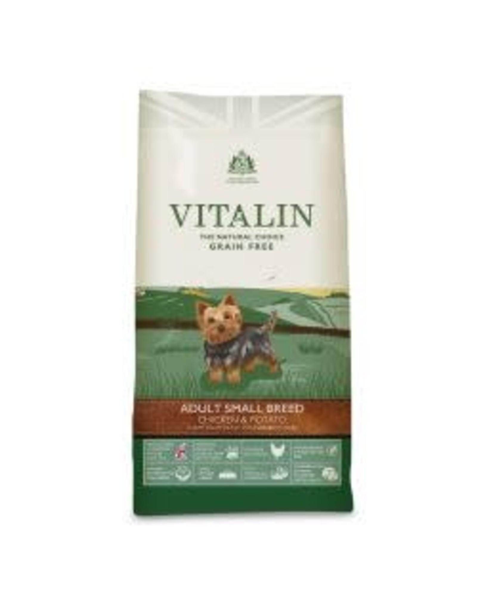 Vitalin Vitalin Adult Dog Grain Free Small Breed Chicken 2kg