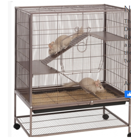Sky Pet Products Nevada Rodent Cage