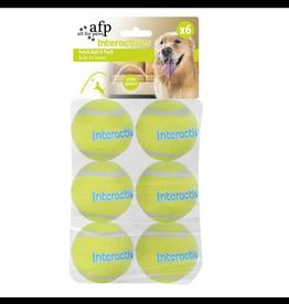 afp Afp Interactive Hyper Fetch Balls 6 Pack