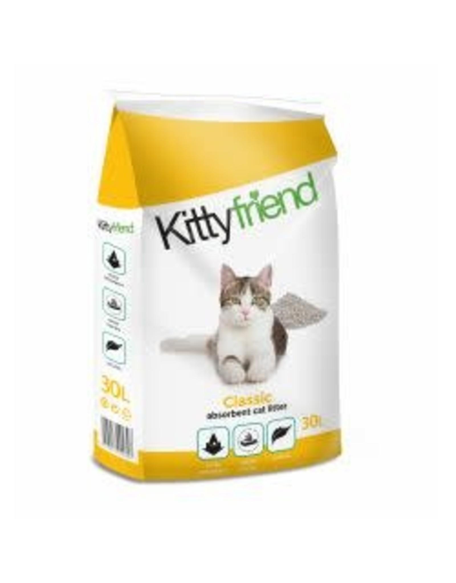 Sanicat Kitty Friend Classic Cat Litter 30L