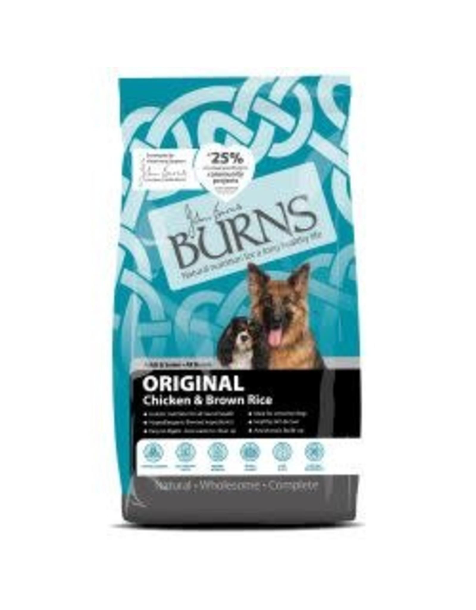 Burns Burns Original Chicken & Brown Rice 2kg
