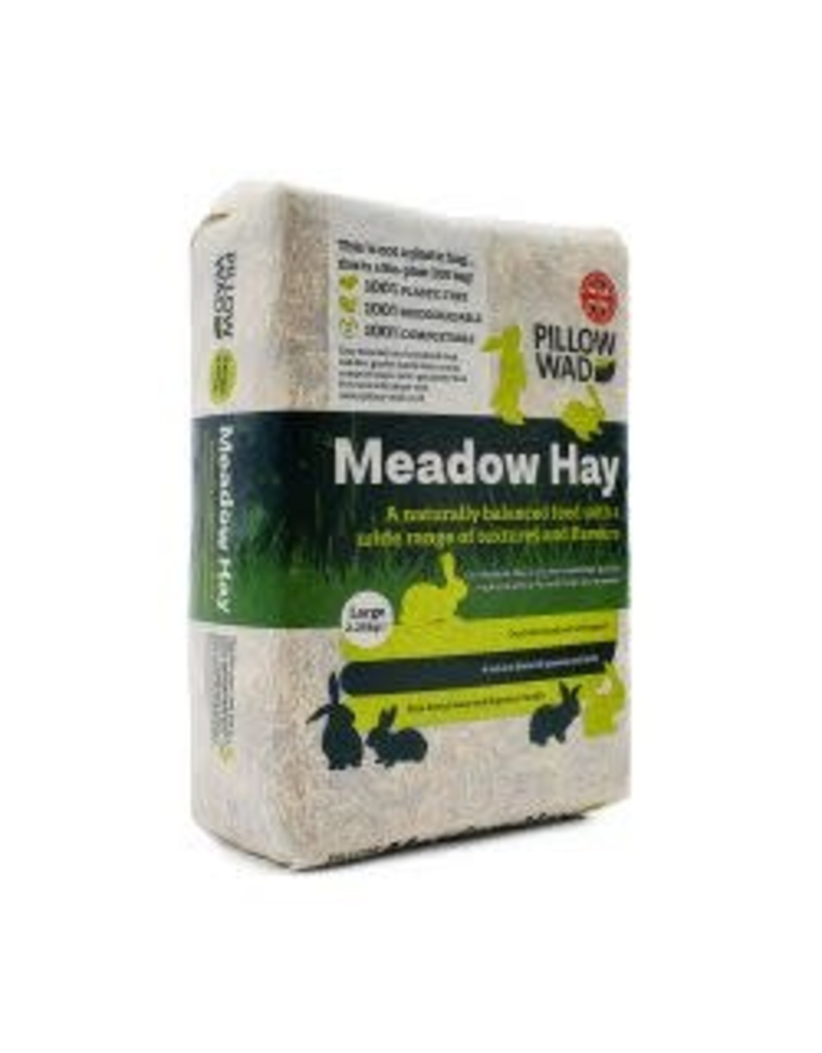 Pillow Wad Pillow Wad BIO Meadow Hay 2.25kg