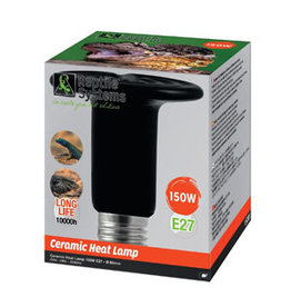 Reptile Systems RS Ceramic Heat Lamp 150w