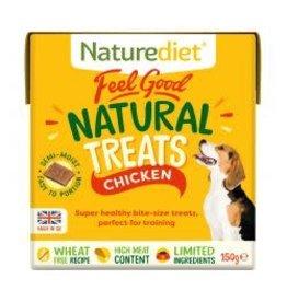 Nature Diet NatureDiet Treats Chicken 150g
