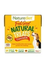 Nature Diet Nature Diet Treats Chicken 150g