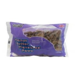 Pointer Pointer Wheat Free Peanut Butter Paws 1.25kg