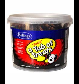 Hollings Hollings Tub of Treats Beef 450g