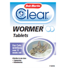 Bob Martin Bob Martin Clear Wormer for Cats and Kittens