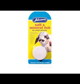 Johnsons Small Animal Salt & Mineral Lick 30g