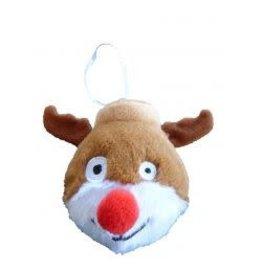 Armitage Christmas Bauble Squeaky Reindeer