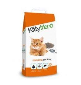 Sanicat Kitty Friend Clumping Cat Litter 20L