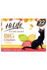 Hi Life Hi Life Natural Cat Chicken 32 x 70g